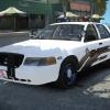 Liberty County Sheriff CVPI DROT
