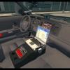 CHP Cruiser Interior