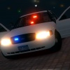LCPD Unmarked Crown Vic