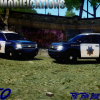 Bernalillo County Sheriff Tahoes