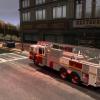 Ottawa Fire Department Ladder 11 Responding