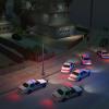 London Police Service Raid