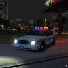 Testing a mod PoliceWag made of my city