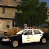 2005 LAPD Crown Victoria
