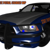 Georgia State Patrol Charger WIP