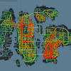 Event Heatmap