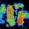 Event Heatmap - No Map