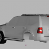 [WIP] 2008 Ford Explorer