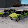 BMW 530D London Ambulance Service & Metropolitan Police