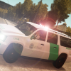 Gta V SUV Border Patrol Skin