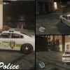 Park Police Skin - Charger