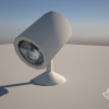 Roof Mounted Spotlight