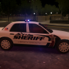 Liberty County Sheriff CVPI created by Fartknockr