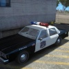 1980's Liberty City Police Department visiting Leftwood Hospital