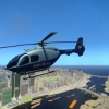 Mass State Police Helicopter