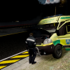 Renault Master Swedish Ambulance WIP
