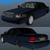 W.I.P. 2009 Unmarked Crown Vic