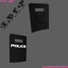 W.I.P. DEV Part - Deadstop Police Shields-Plus Regulator Shield