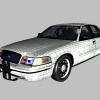 W.I.P. LCSD Ford Crown Victoria Police Interceptor Slicktop