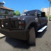 Tacticool F250 with Grill Guard and Running Boards