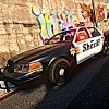 Liberty/Ventura County Sheriff CVPI- Whelen Edge and Strobes