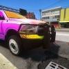 Setina Truck Push Bumper