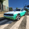 Dodge Challenger and CryCandy ENB Test Screens