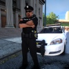 LAMPD (Metro Police) Impala Final WIP & Uniforms