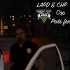 LAPD & CHP V Cop Peds for IV