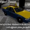 2nd Gen Vapid Stanier Taxi Car