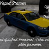 3rd Gen Vapid Stanier Taki Cab