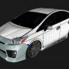 [WIP] 2012 Ford Toyota Prius Police Interceptor