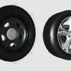2013 Ford Rims (PI and civilian)