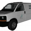 "GMC Savanna ""Liberty City Emergency Mental Health Care Services"""