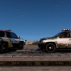 LCPD Highway Patrol Commercial Enforcement Tahoe