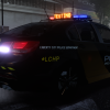 LCHP Speed Enforcement Unit - Holden VF Commodore SSV Police