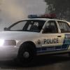 Montreal Police Service (SPVM) Ford CVPI - Montreal, Quebec