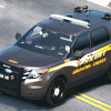 Ford Explorer With Arlington County Sheriff Police Skin