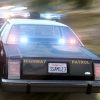 Ford Crown Victoria With California State Police Skin