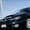 Subaru Impreza With Seacrest County Police Skin