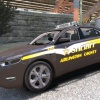 Ford Taurus With Arlington County Sheriff Police Skin
