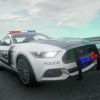 Ford Mustang With Dubai Police Skin