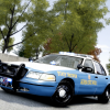 Ford Crown Victoria With Georgia State Police Skin