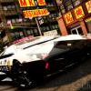 Lamborghini Reventon With Japanese Police Skin