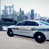 Liberty County Sheriff Interceptor