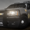 Madera County Sheriff Tahoe