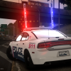 Springfield Police Dodge Charger By Jasonct203