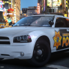 Liberty City Police Dodge Charger