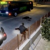 Hard ending to a vehicle pursuit