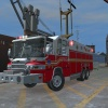 Liberty City Fire Department put its new Rescue 1 into service today.